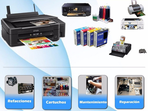 servicio técnico impresoras epson. garantizado!