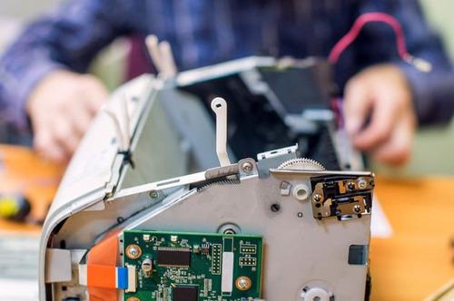 servicio técnico impresoras mantenimiento reparación taller