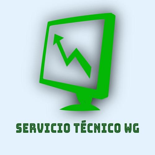 servicio técnico informático de computadoras, celulares etc