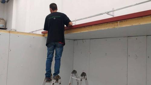 servicio técnico, instalación de cámaras frigoríficas