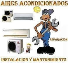 servicio técnico instalación reparación  &  mantenimiento.