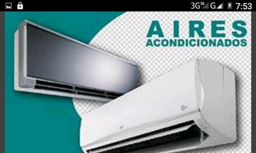 servicio tecnico intalacion aires acondicionados