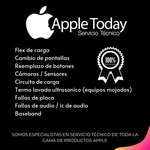 servicio tecnico iphone 5 5c 5s 6 6 plus 6s 6s plus