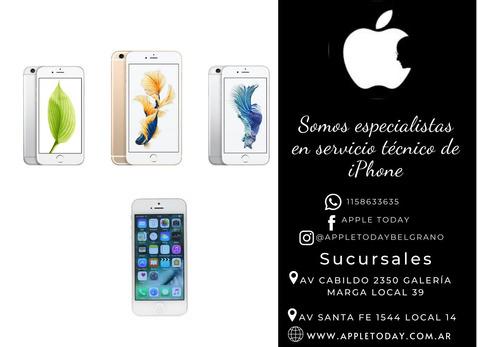 servicio tecnico iphone 5 5s 6 6s 6s plus