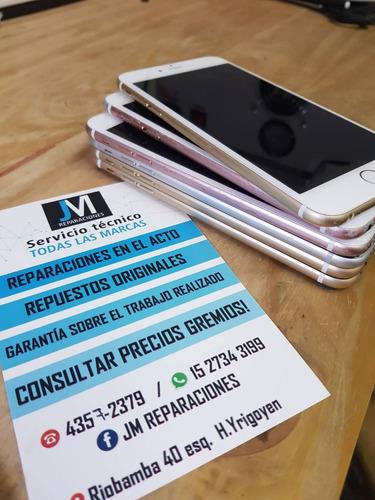 servicio tecnico iphone 8 x tactil bateria pin flex vidrio