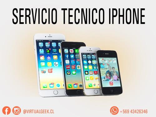 servicio técnico iphone - garantía