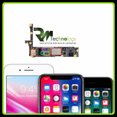servicio técnico iphone y reparación de placa