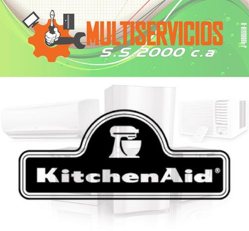 servicio técnico kitchenaid whirlpool fabricador de hielo 26