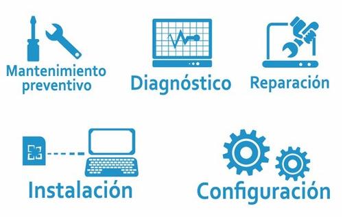 servicio técnico laptop, pc, redes, wifi, central telefonica
