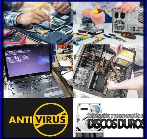 servició técnico laptop y pc