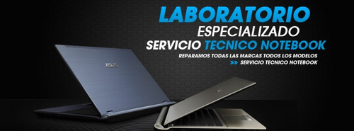servicio tecnico laptop y pc