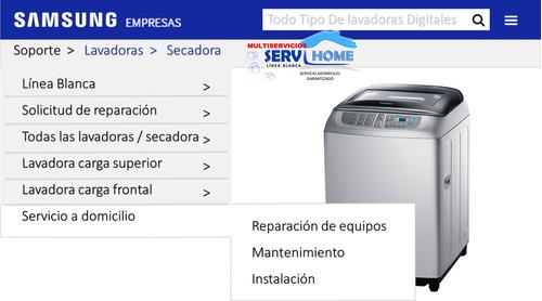 servicio técnico lavadora secadora nevera aire acondicionado