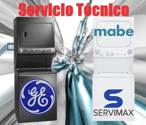 servicio técnico lavadoras mabe ge  neveras y secadoras