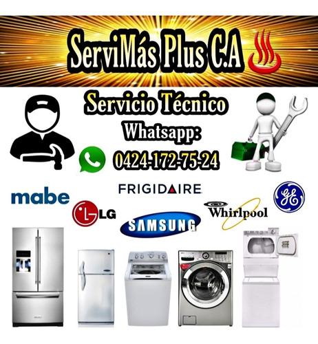 servicio técnico lavadoras neveras ariston whirlpool lg mabe