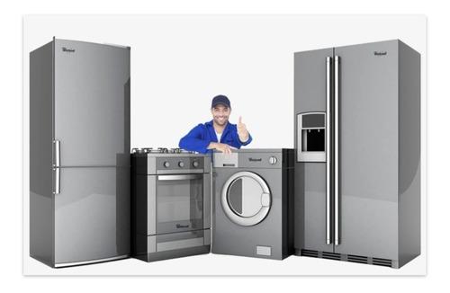 servicio técnico lavadoras neveras frigidaire whirlpool lg