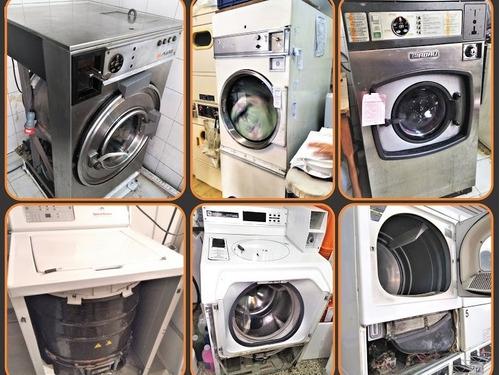 servicio tecnico lavadoras y secadoras comerciales sbas