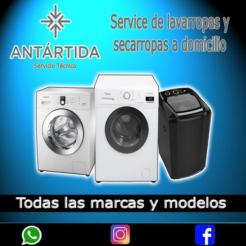 servicio técnico lavarropas, secarropas zona oeste