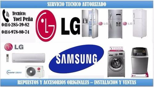 servicio tecnico l.g