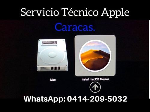 servicio tecnico mac apple macbook imac mac mini garantia 30