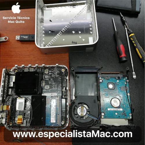 servicio tecnico mac en quito / especialista mac