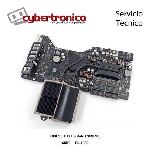 servicio técnico mac y pc