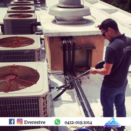 servicio técnico mantenimiento aires acondicionados split