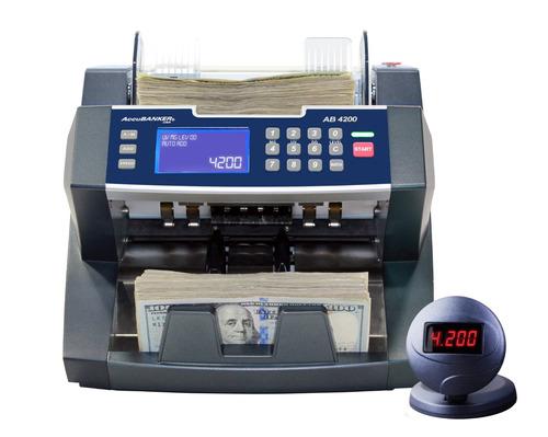 servicio tecnico mantenimiento alquiler contadoras billetes