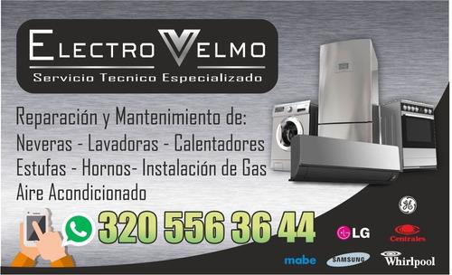 servicio técnico mantenimiento y reparación electrodoméstico