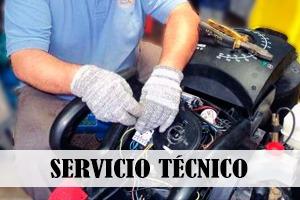 servicio tecnico maquinaria aseo industrial