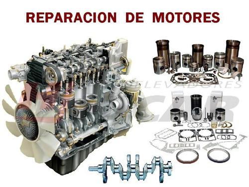 servicio técnico mecánica en general , reparación de motores