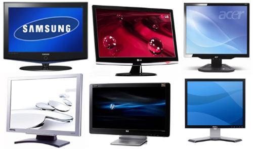 servicio técnico monitores pc tv laptop todas las marcas