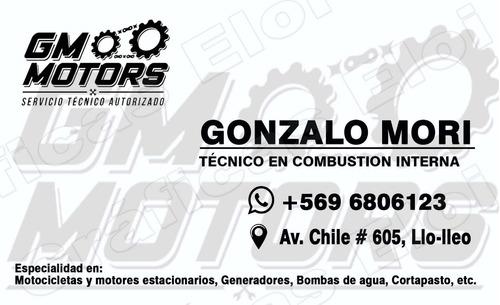 servicio técnico motos y motores estacionarios