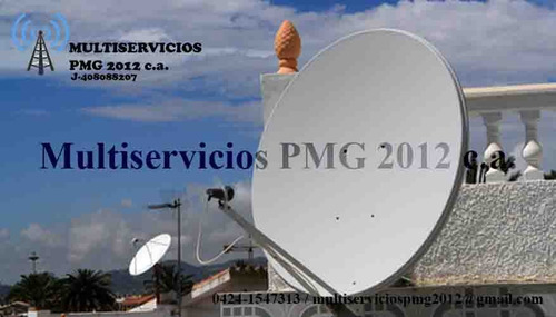 servicio técnico movistar tv, directv, catv e inter sateli