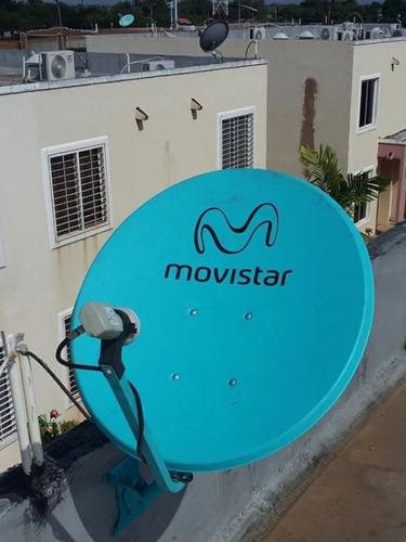 servicio técnico movistar tv inter satelital fta entre otros