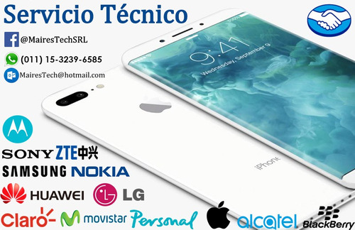 servicio técnico multimarca celulares - tablet