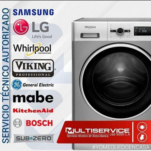 servicio técnico nevera lavadora secadora samsung lg ge mabe