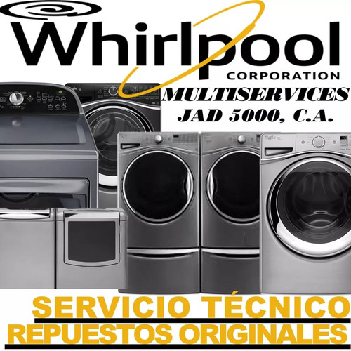 servicio tecnico nevera whirlpool lavadora secadora