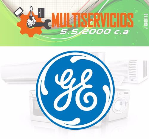 servicio tecnico neveras general electric autorizado