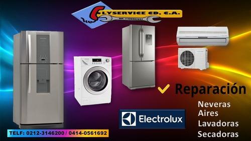 servicio técnico  neveras lavados secadora aires y otros
