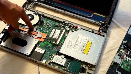 servicio tecnico notebook