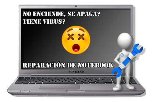 servicio técnico notebook - computación / insumos - pilar