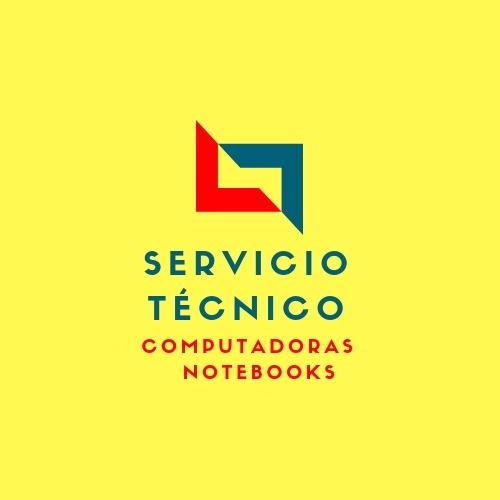 servicio técnico notebook computadoras reparación pc redes