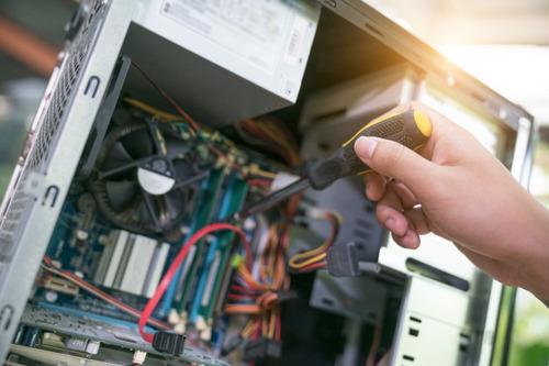 servicio técnico notebook, macbook y celulares a domicilio