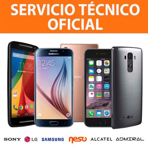 servicio técnico oficial autorizado celulares reparación