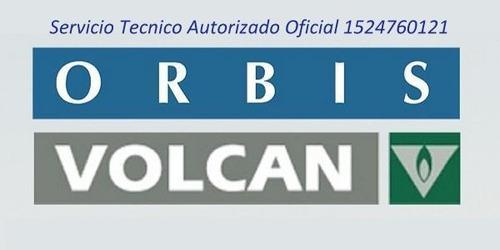 servicio tecnico oficial autorizado orbis - volcan