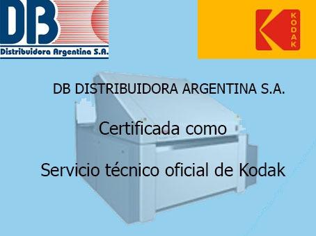 servicio tecnico oficial ctp kodak