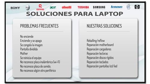 servicio técnico onsite pc, laptops, redes - lima