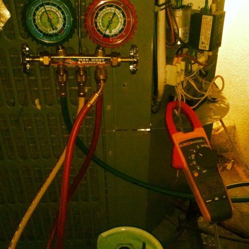 servicio técnico para acondicionadores de aire.
