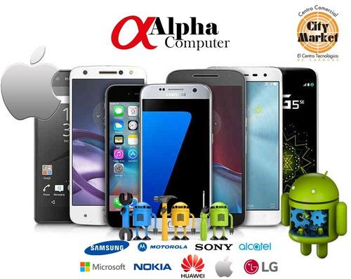 servicio tecnico para celulares y tablets general alpha