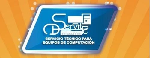 servicio técnico para equipos de computación